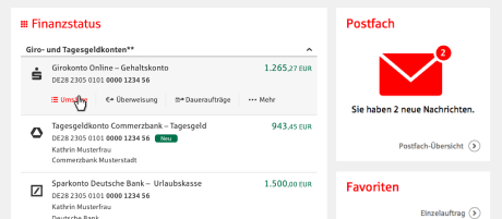 Multibanking Sparkasse Rhein Nahe